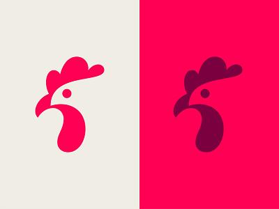 Hot chix flat monotone iconography icon egg hen symbolism symbol brand identity farm rooster chicken graphic design logo design abstract branding illustration vector