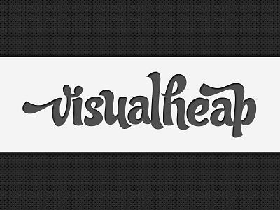 visualheap logo logo type