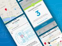 Concept iOS Aoo Design
