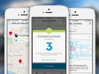 Concept iOS App Design
