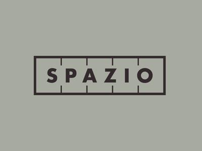 Spazio Brand Identity, Collateral & Website Design