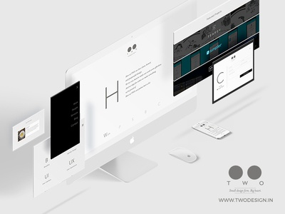 TWO Design Website Redesign
