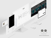 TWO Design Website Redesign
