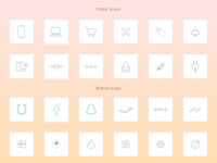 Line Iconography - Icon Set