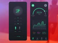 Running App Ui Design