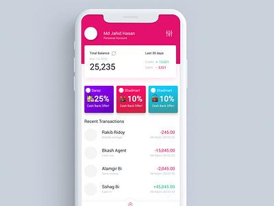 financial app concept userinterfacedesign app design ui branding design typography ux portfolio design adobe xd finance finance app