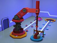 Lab Robot Arms