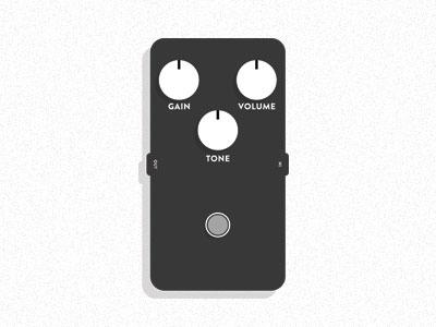 gain fakexfake guitar pedal