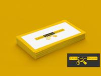 Logo  Little Yellow Bicycle