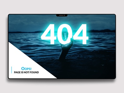 Page 404 clean blue abstract art landing user interface design website landing design abstract design user interface landing page design fun ui abstract background cover landing page color abstract background design cool