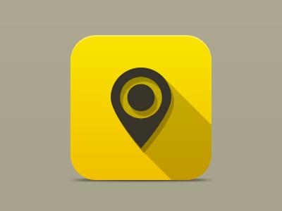 Location App Icon