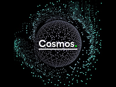 Colorpong.com - Cosmos Vector Collection mars saturn earth universe particles cosmic cosmos planet space dot dots infographic