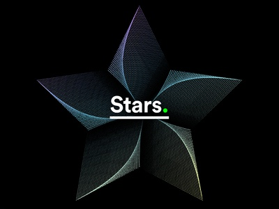 Colorpong.com - Stars. ai eps free package download cyber monday black friday dot stars star vector sale