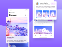 A Travel app