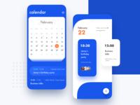 A Schedule App