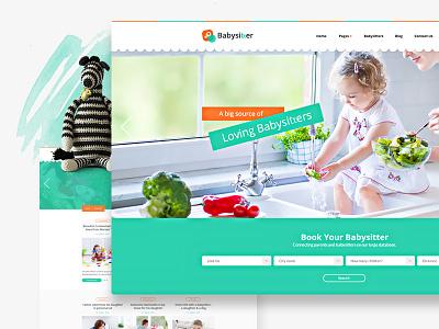 Babysitter - Sitter Network kids job listing job flat directory child caregiver care babysitter baby