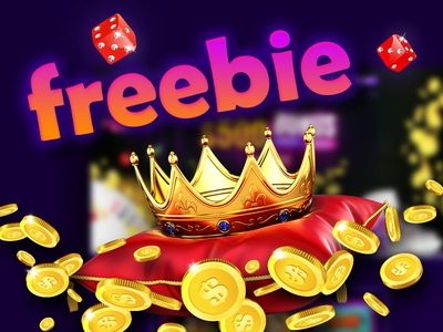 Spin It - Casino & Gambling PSD Freebie poker casino graphic photoshop website gambling branding free file giveaway gift freebie free