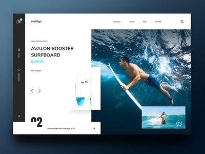 Surfing sale people board surfing baby blue ecommerce shop ux ui blue marine water surf
