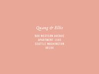 Quang & Ellie
