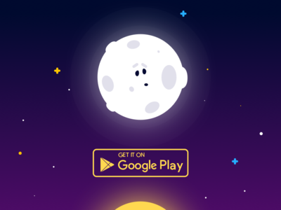Wakey is Here! google play android app awesome gentle cute vector illustration promotional alarm clock wakey