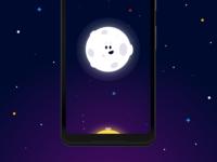 Wakey's Alarm Screen