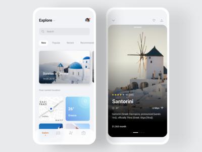 🎒Nomad iOS UI Kit with Design System I