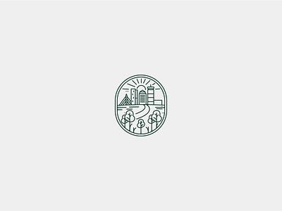 Region 360: Sustainable Futures for Latin America latin america sustainable city emblem logodesign
