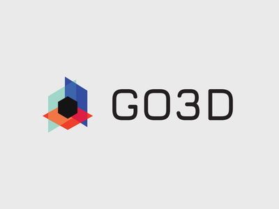 GO3D Logo