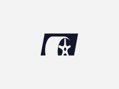 Unfinished Logo for Car Reseller