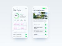 Real Estate Statistics App