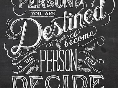 Ralph Waldo Emerson Chalk Mural at Google by Amanda Paulson - Dribbble