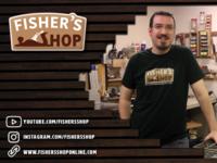 Fisher's Shop Media Kit Cover