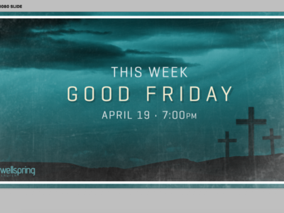 Good Friday graphic jesus composite illustration color texture photoshop graphic  design christianity faith good friday