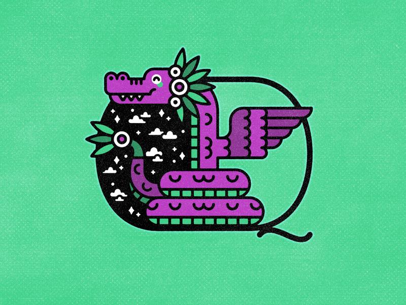 Q - Quetzalcoatl