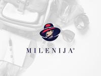 Milenija Logo