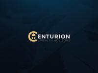 Centurion Wealth Advisors // Logo Design