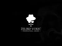 Professional Singer // Logo Design