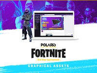 Polaris LAN Pro Series Fortnite Tournamert