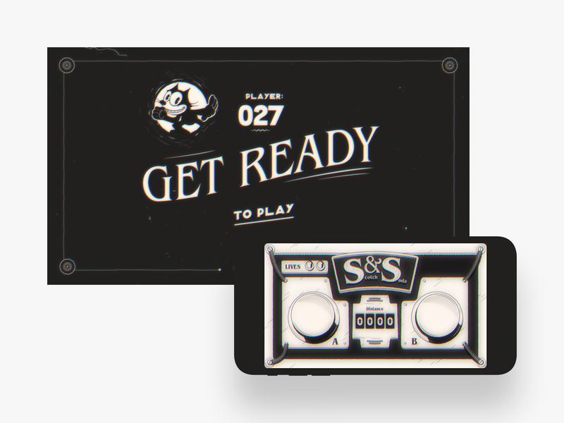 Scotch & Soda : Felix the Cat In-Store Minigame