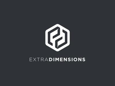 Extra Dimensions Logo Concept