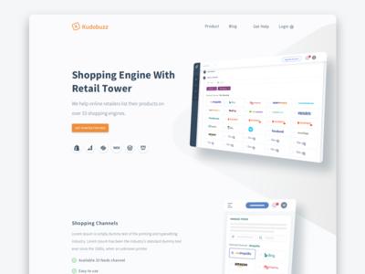 Kudobuz Retailtower Page Concept