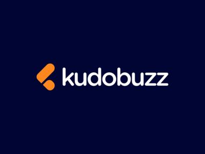 Kudobuzz - Inverted Logo
