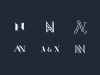 A & N monogram studies