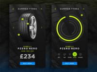 Tyre Comparison App