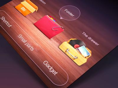 Free desktop - gadget