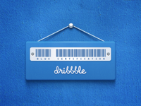 Blue Certification Dribbble