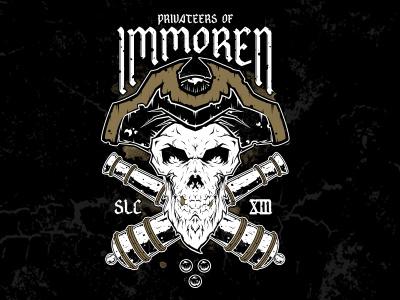 Privateers of Immoren illustration