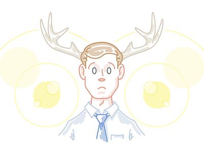 The Deer in Headlights