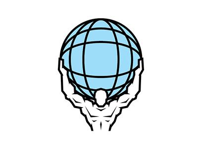 Atlas illustration
