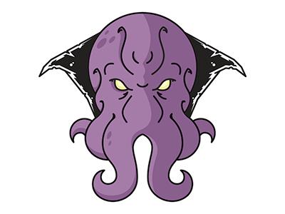 Mind Flayer - Dungeon Monster illustration